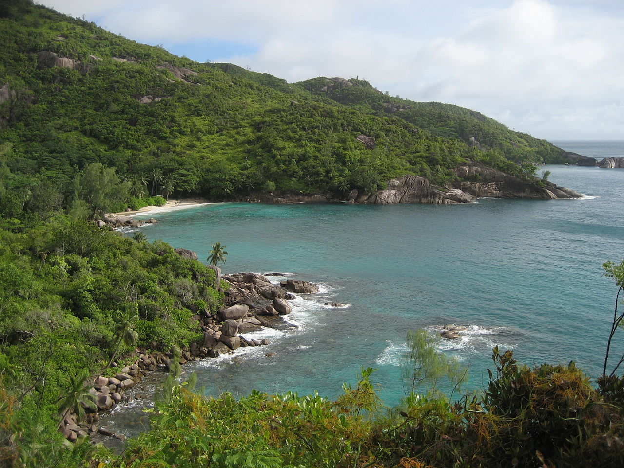 How to spend 48 hours on Mahe Island Seychelles - Anse Major Trail