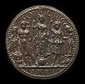 Antico, Fortune, Mars, and Minerva (reverse), NGA 44439.jpg
