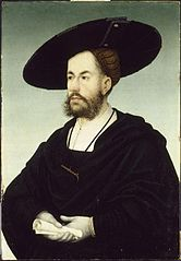 Portrait of Anton Fugger