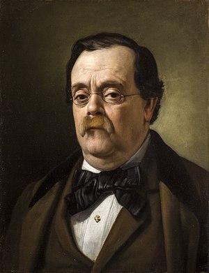 Antonio Cabral Bejarano - Self-Portrait
