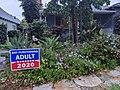 Any Functioning Adult Sign, family walk, Burbank, California, USA (49755734277).jpg