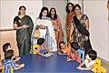 Aradhana Dua visiting NWWA facility at Visakhapatnam.jpg