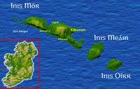 Aransaarten kartta