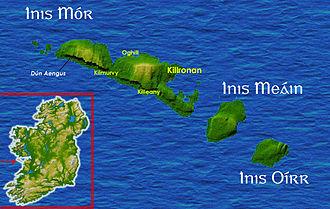 Inishmore - The Aran Islands