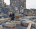 Archaeology dig at Hierapolis 02.jpg