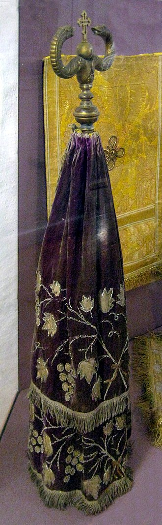Archimandrite - Archimandrite's crozier, Armenia, 19th century
