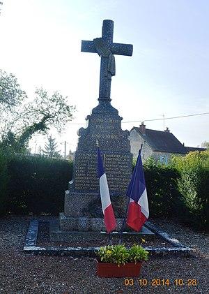 Arconcey - Arconcey War Memorial