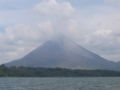 Arenal volcano seen from the lake.jpg