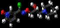 Arimoclomol molecule ball.png