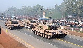 <i>Arjun</i> (tank) Type of Main battle tank