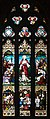 """Armagh Roman Catholic Cathedral of St. Patrick East Transept South Wall Window """"Come to Me all you that labour and are burdened and I will refresh you"""" 2013 09 24.jpg"""