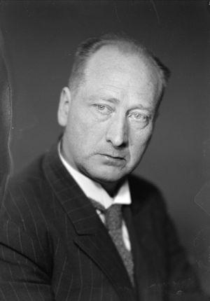 Arne Eggen - Arne Eggen in 1927.