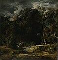 Arnold Böcklin - Roman Landscape (Römische Landschaft) - Google Art Project.jpg