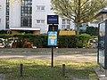Arrêt Bus Commissariat Cours Luzard - Noisiel (FR77) - 2021-04-24 - 2.jpg