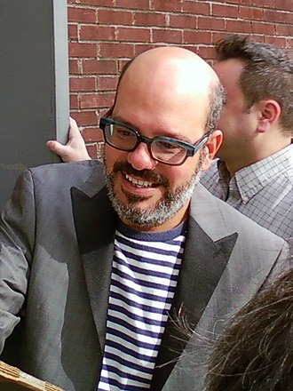 David Cross - Cross at the Arrested Development 2011 reunion