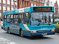 Arriva Buses Wales Cymru 907 W138VGJ (8716781271).jpg