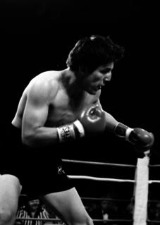 Arturo Frias American boxer
