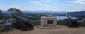 Royal Australian Artillery - Artillery Memorial, Canberra