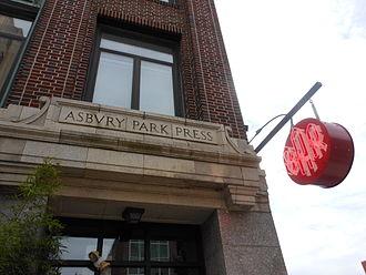 Asbury Park Press - Asbury Park Press Building