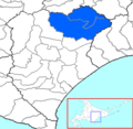 Ashoro District in Tokachi Subprefecture.png