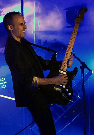 Assaf Amdursky - During a concert held in Rishon LeZion