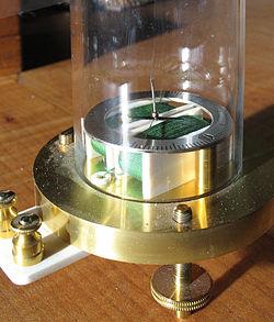 definition of galvanometer