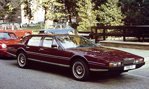 Aston Martin Lagonda West London