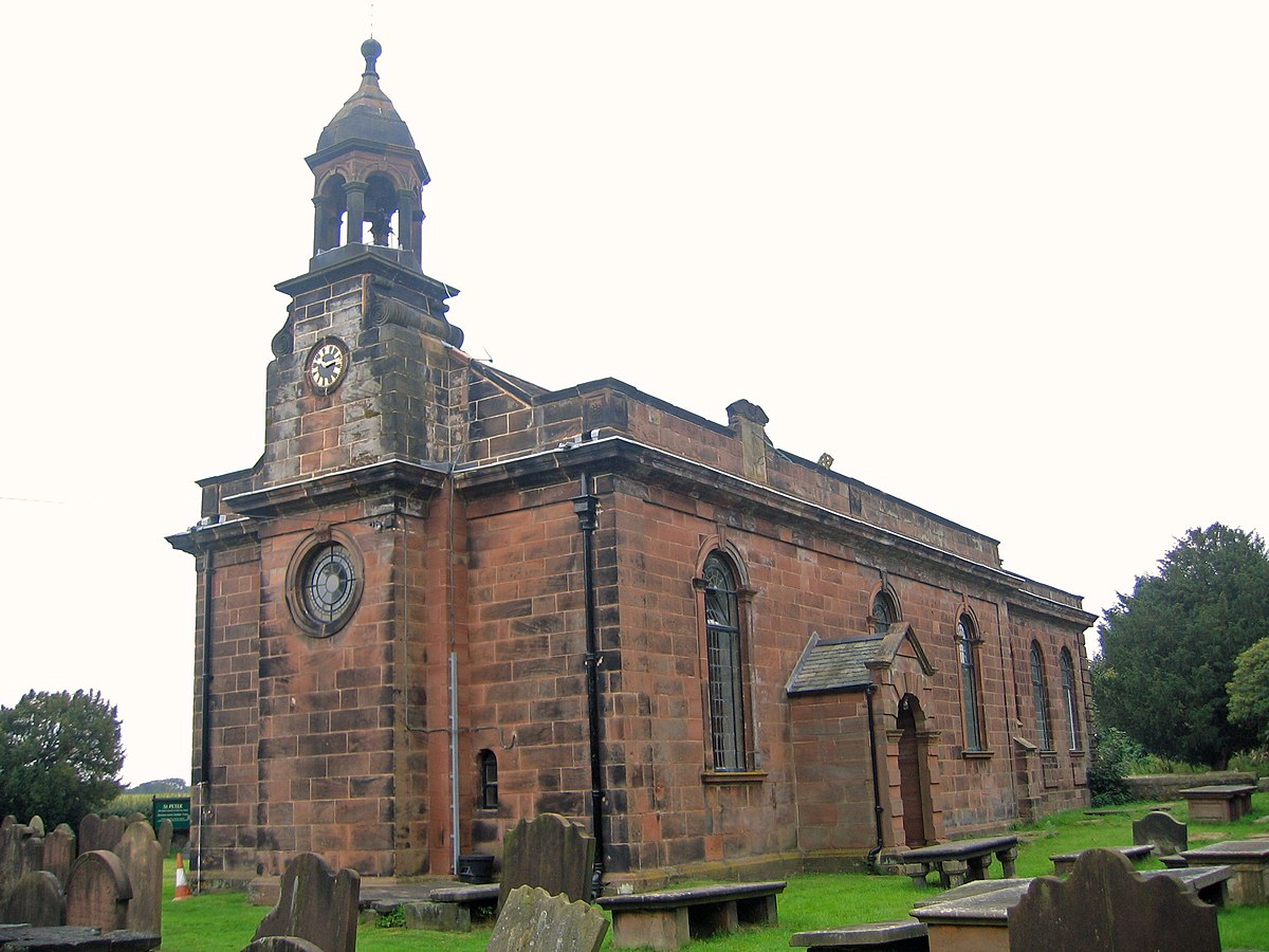 St Peter S Church Aston By Sutton Wikipedia