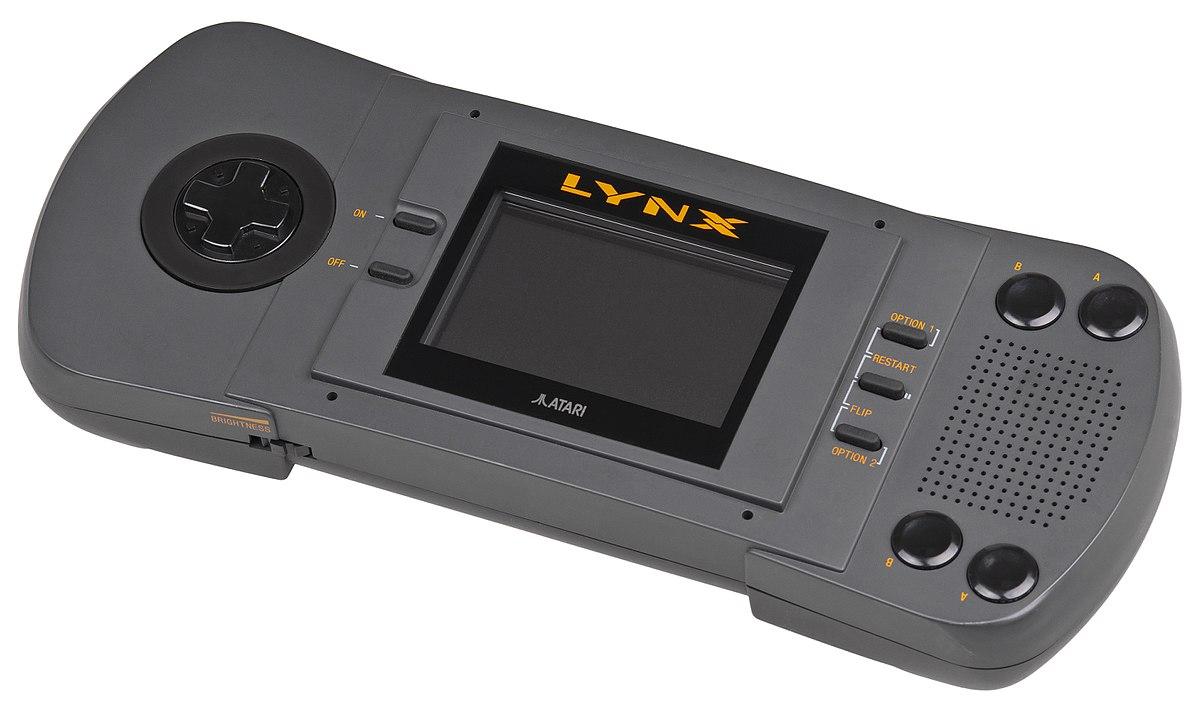 atari lynx handheld