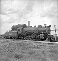 Atchison, Topeka, and Santa Fe, Locomotive No. 962 with Tender (15759165275).jpg