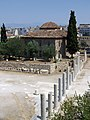 Athens - Roman forum and Fethiye mosque.jpg