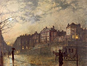 Atkinson Grimshaw 1836-1893 - British Victorian-era painter - Tutt'Art@ (56).jpg