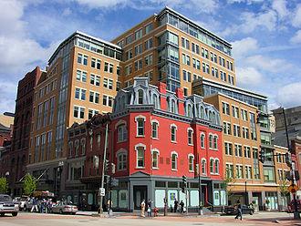 Penn Quarter - Atlantic Building on F Street