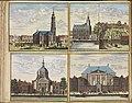 Atlas de Wit 1698-pl017b-Leiden, Nieuw Gefondeerde Kerk of Waardkerk (niet gebouwd)-KB PPN 145205088.jpg