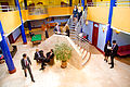 Atrium of New Boarding House, St Bede's Hailsham.jpg