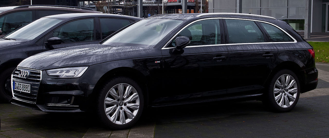Audi A4 Wiki >> File:Audi A4 Avant 3.0 TDI S-line (B9) – Frontansicht, 3. Januar 2016, Düsseldorf.jpg ...