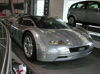 Audi Avus quattro - Image: Audi Avus quattro, 1991