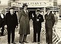 Auguste Piccard op het Rotterdamse vliegveld Waalhaven, 1931.jpg