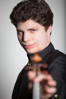 Augustin Hadelich Italian musician
