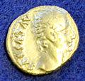 Augusto, denario di lugdunum, 12 ac. MAF 36044.JPG