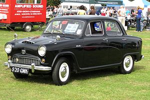 Austin Cambridge A50 (1955)