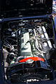 Austin Healey 3000 1962 MkII Engine Lake Mirror Cassic 16Oct2010 (14874894414).jpg