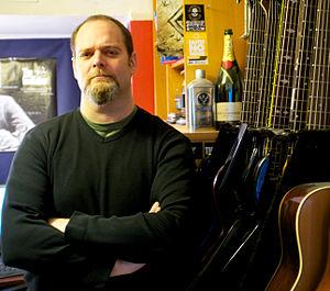 Joel McIver - Joel McIver in 2013