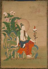 Avalokiteshvara, One of the Eight Great Bodhisattvas