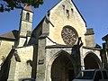 Aveyron Villefranche De Rouergue Ancienne Chartreuse Saint-Sauveur Chapelle Le Porche 29052012 - panoramio.jpg
