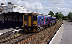 Avonmouth railway station MMB 24 150261.jpg