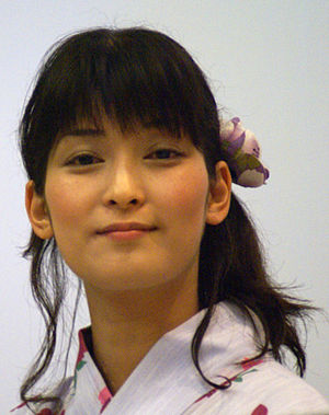 Ayako Kawasumi - Ayako Kawasumi at the 2006 Otakon Convention