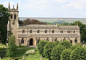 Aysgarth - Aysgarth Church