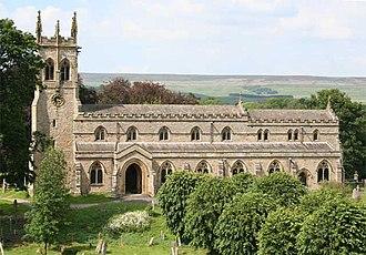 Aysgarth - Aysgarth Church