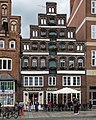 Bäckerei seit 1493, Am Sande 6 in Lüneburg.jpg